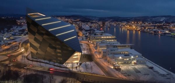 Edifici ecofriendly in grado di auto mantenersiroad to for Progetti di edilizia eco friendly