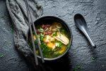la zuppa di miso