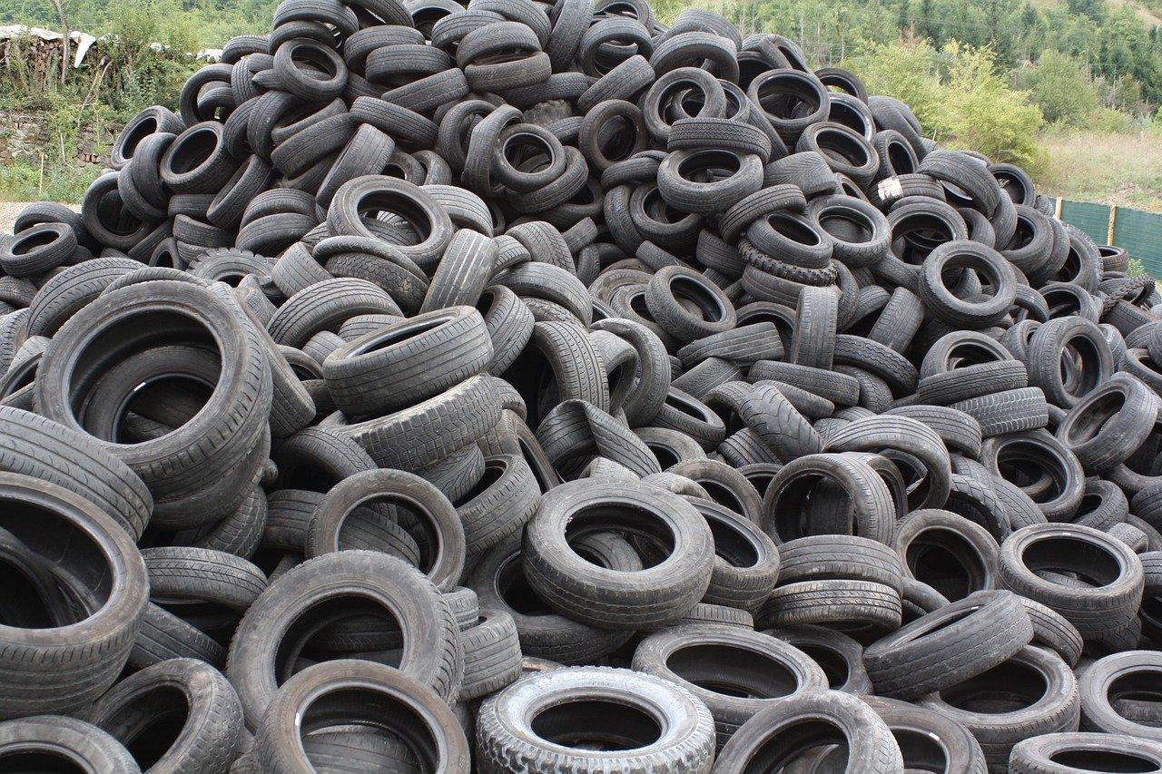 Pubblicato in Gazzetta il Decreto End of Waste sugli pneumatici fuori uso
