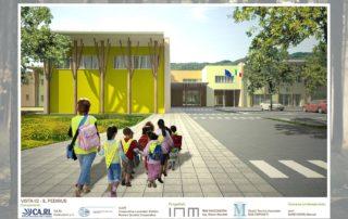 Scuola sostenibile: ad Avezzano un istituto antisismico e eco friendly