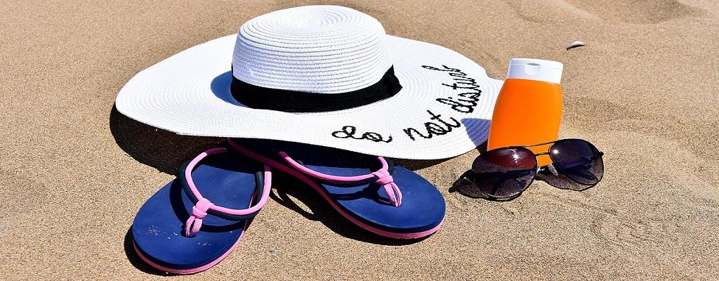 Al sole protetti e rispettando l'ambiente con la crema solare solidale
